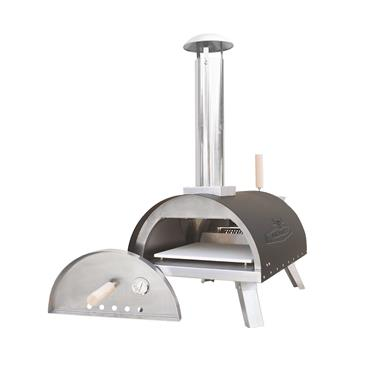 Naples Wood Fired Table Top Pizza Oven