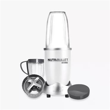 Nutribullet White 600w 8pce