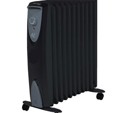 Dimplex 2kw Eco Oil-Free Radiator Black