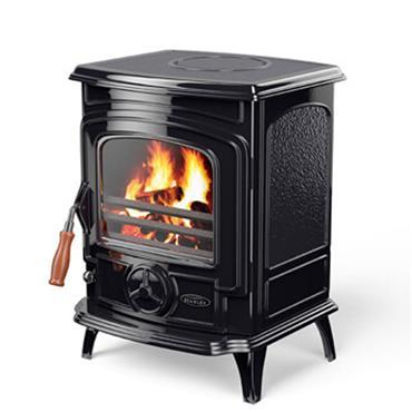 Waterford Stanley Oisin Non-Boiler Stove Black Enamel