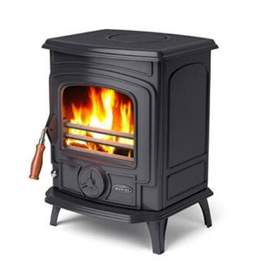 Waterford Stanley Oisin Non Boiler Stove Matt Black