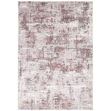 Orion Abstract Pink Rug 120x170