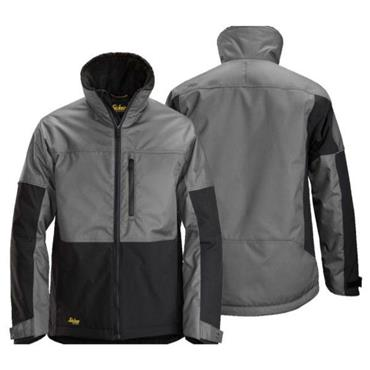 Snickers 1148 All Weather Winter Jacket Grey