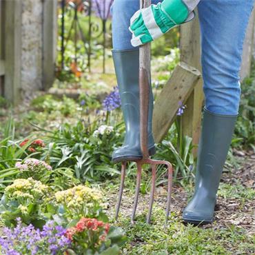 Smart Garden Tall PVC Wellington Boots Green