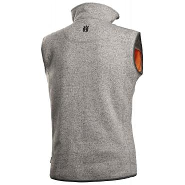 Husqvarna Ladies Vest Fleece Steel Grey