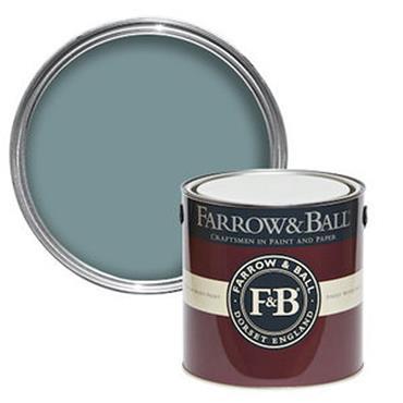 Farrow & Ball Berrington Blue No.14 Estate Eggshell