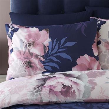 Catherine Lansfield Dramatic Floral Navy Duvet Set