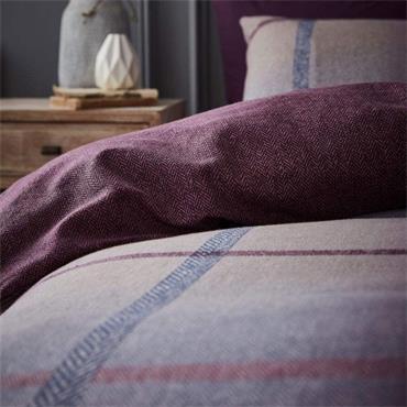 Catherine Lansfield Berwick Tweed Duvet Set