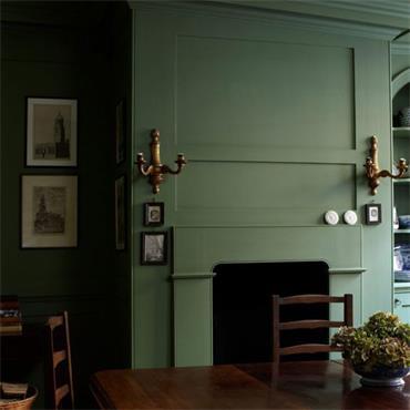 Farrow & Ball Calke Green No.34 Estate Eggshell