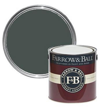 Farrow & Ball Chine Green No.35 Estate Eggshell