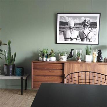 Farrow & Ball Card Room Green No.79 Modern Eggshell