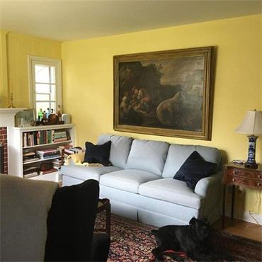 Farrow & Ball Dayroom Yellow No.233 Modern Eggshell