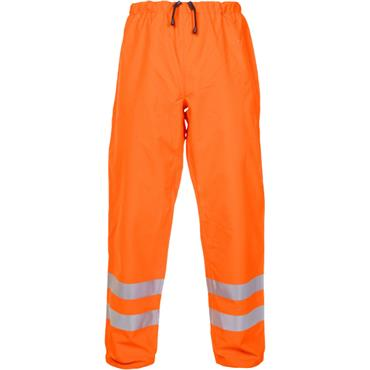 Hydrowear Aclimatex Hi-Vis Overtrousers Ursum Orange
