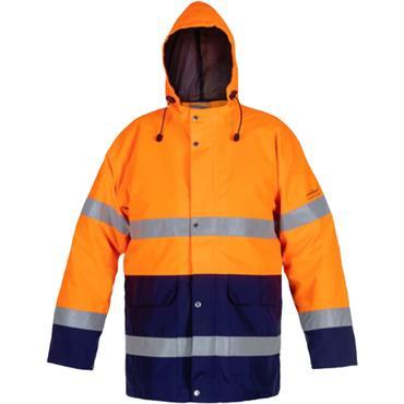 Hydrowear Aclimatex Hi-Vis Jacket Unna Orange