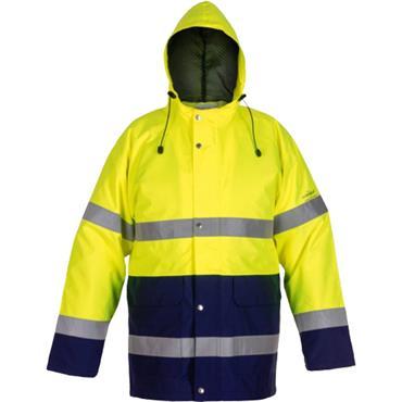 Hydrowear Aclimatex Hi-Vis Jacket Unna Yellow