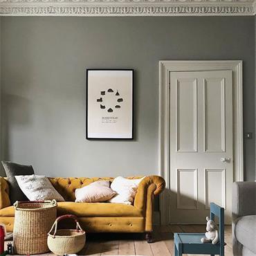 Farrow & Ball Hardwick White No.5 Estate Eggshell
