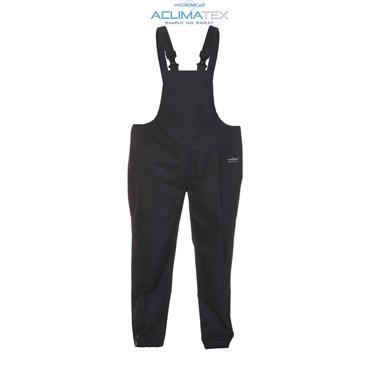Hydrowear Aclimatex Bib & Brace Uden Black