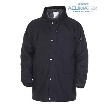 Hydrowear Aclimatex Rain Jacket Ulft Black