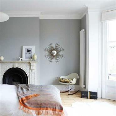 Farrow & Ball Lamp Room Gray No.88 Modern Eggshell