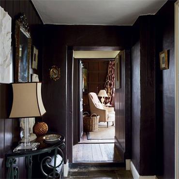 Farrow & Ball Mahogany No.36 Estate Emulsion