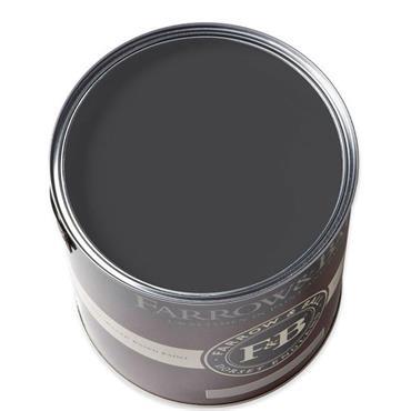 Farrow & Ball Off Black No.57 Exterior Eggshell