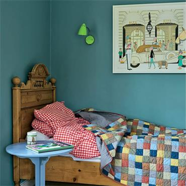 Farrow & Ball Oval Room Blue No.85 Modern Eggshell