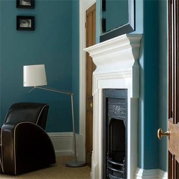 Farrow & Ball Stone Blue No.86 Estate Emulsion
