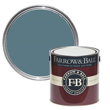 Farrow & Ball Sloe Blue No.87 Estate Eggshell