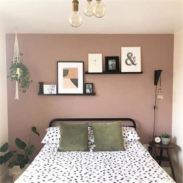 Farrow & Ball Sulking Room Pink No.295 Estate Emulsion