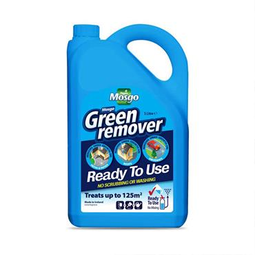 Hygeia Mosgo Green Remover Ready To Use 5L