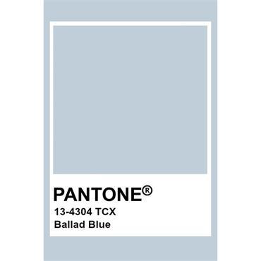 Pantone Sample Pot Ballad Blue