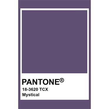 Pantone Sample Pot Mystical