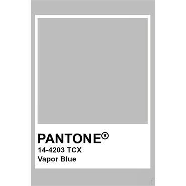 Pantone Sample Pot Vapor Blue