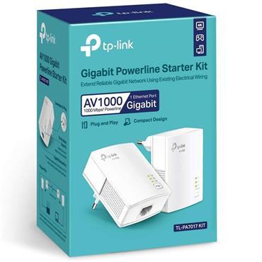 TP Link AV1000 Nano Powerline Adaptor Kit