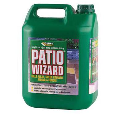 Patio Wizard Concentrate 5L