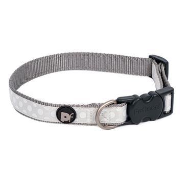 Petface X-Small Dog Collar Grey