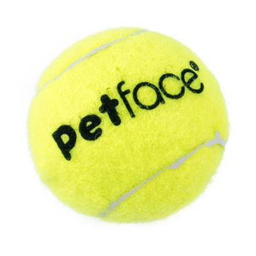 Petface Single Tennis Ball