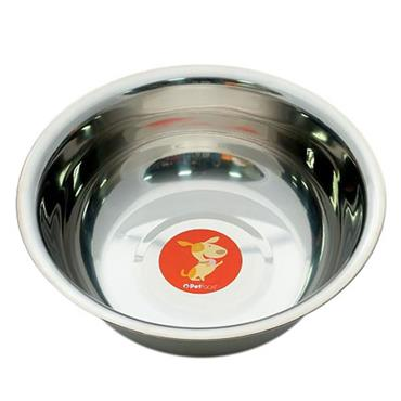PetFace Large Stainless Steel Dish