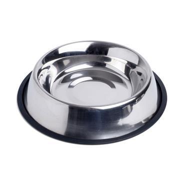 PetFace Medium Stainless Steel Non Tip Dish