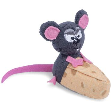 Petface Angry Mouse Cheese Chaser