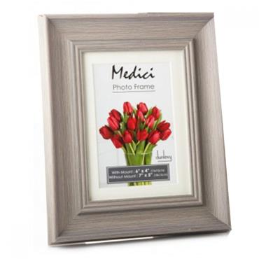 """Grey Frame With Mount 7x5"""""""