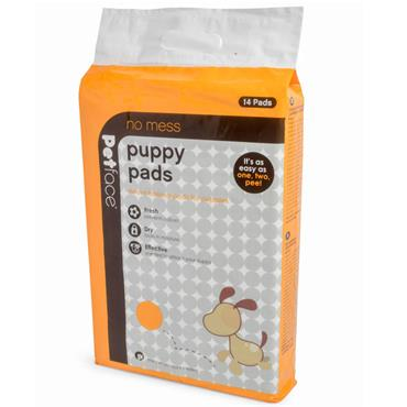 PetFace Puppy Pads 14pk