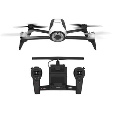 Parrot Bebop 2 Drone with Skycontroller White