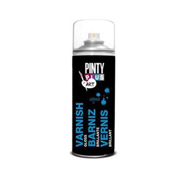 Pinty Plus Art Clear Varnish Spray Gloss 400ml
