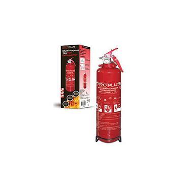 Proplus Multi Purpose Fire Extinguisher 1kg