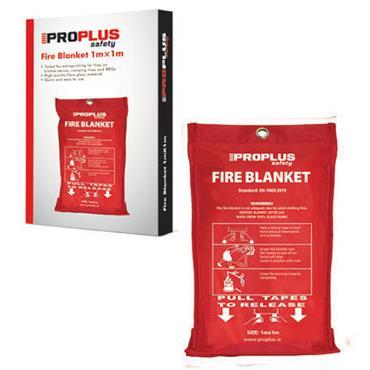 Proplus Fire Blanket 1 x 1mtr