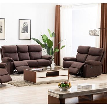 Prescott 3 + 2 Seater Brown