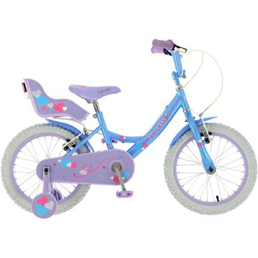 "Princess 16"" Girls Bike"