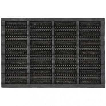 My Mat Coir Scraper Mat Black 40 x 60cm
