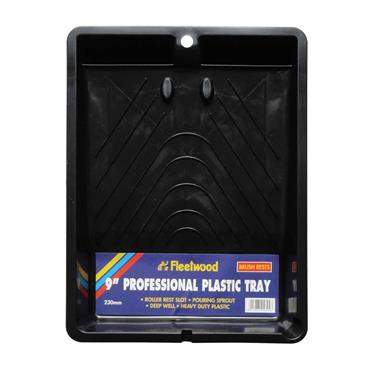 "Fleetwood 9"" Professional Paint Tray"